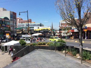 LAWMAKERS FOCUS ON IMPROVING DOWNTOWN FLUSHING TRANSPORTATION INFRASTRUCTURE