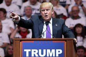 Empire - pic - trump at rally podium