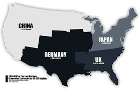 PIC - u.s. map w other countries in it