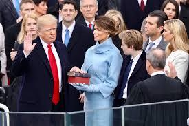 pic - Trump inauguration