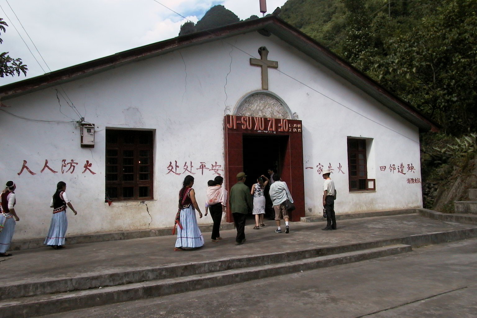 pic - chinese christians