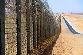 pic - Israeli Gaza Border Wall